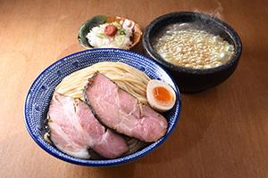 魚介濃厚つけ麺