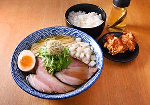 魚介濃厚ブルーチーズつけ麺
