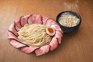 ウニつけ麺
